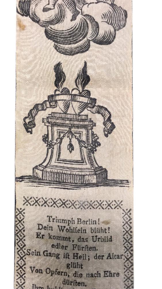 Berlin, den 4. des Weinmonats 1767