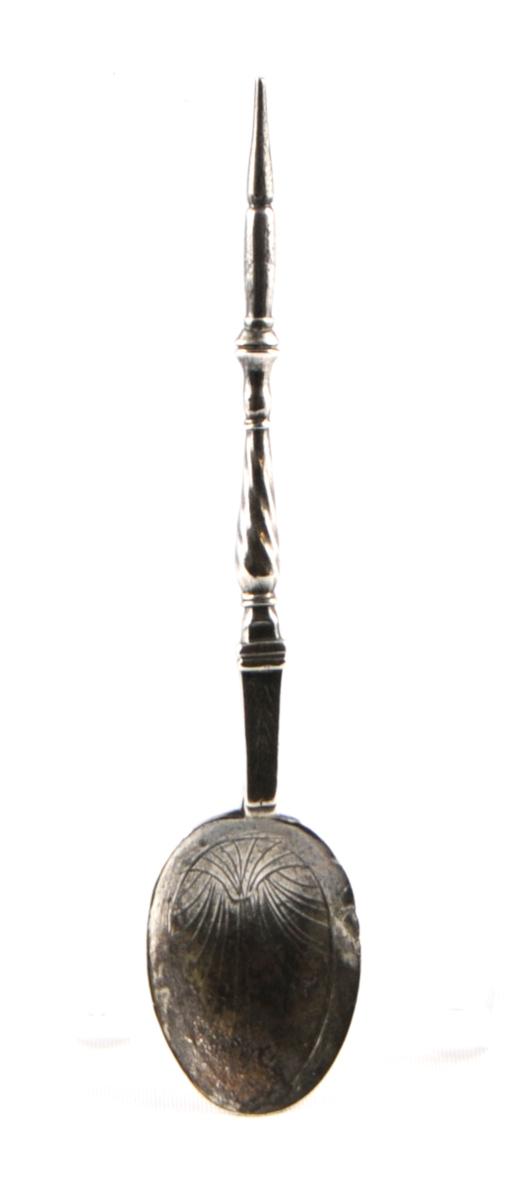 Antiker Löffel aus Silber