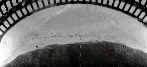 Englisches Silber, 18. Jahrhundert