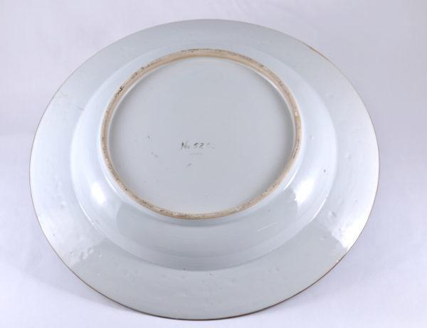 Chinesischer Teller aus dem Johanneum, Dresden