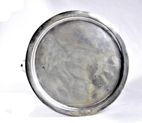 Silber Jugendstil Art Deco Kanne