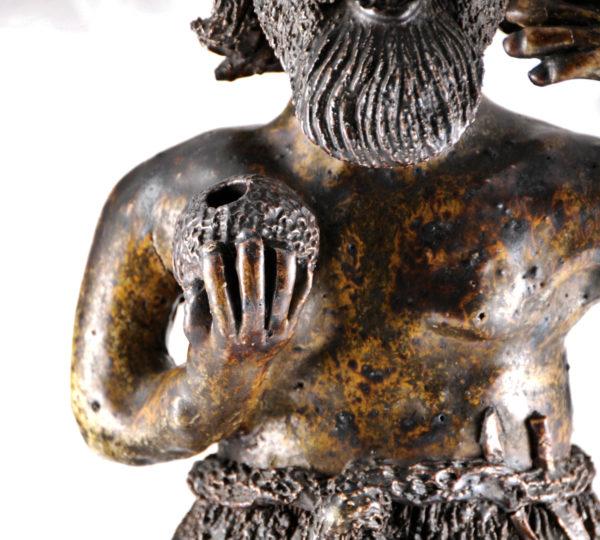 Skulptur - Figur aus dem Schembartlauf?