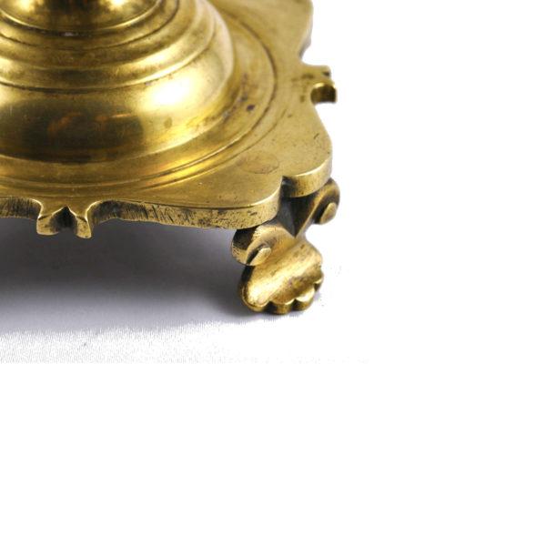 A Scandinavian candlestick