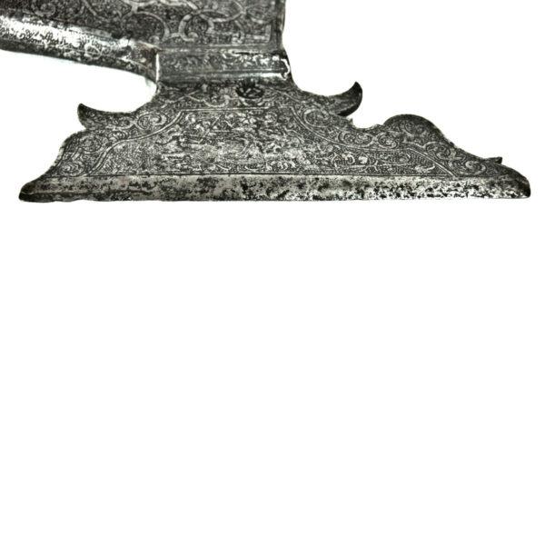 Splendor ax (judge's ax or tool), 16th century