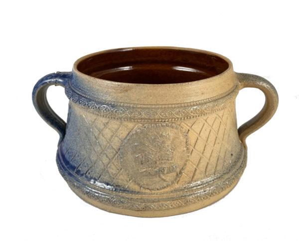 A wort beer mug