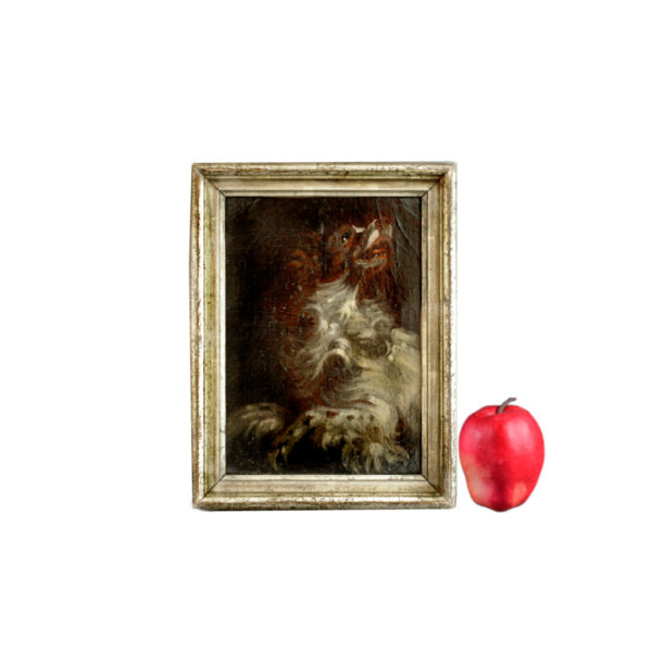 A portrait of a dog Germany, 19th century