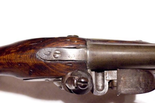 Kingdom of Denmark Cavalry flintlock pistol