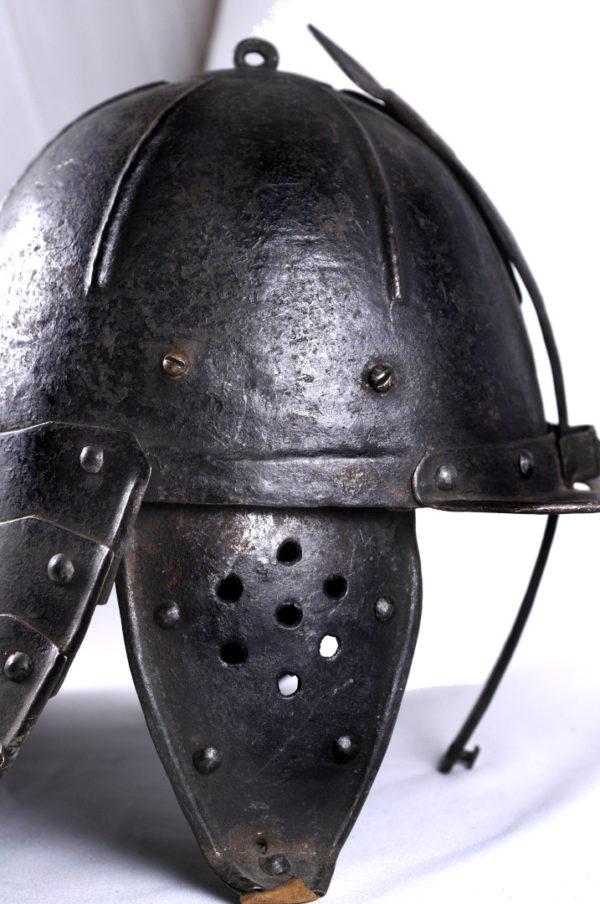 Zischägge - Deutsch, 2. Drittel 17. Jahrhundert